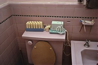untitled [pink bathroom] by william eggleston
